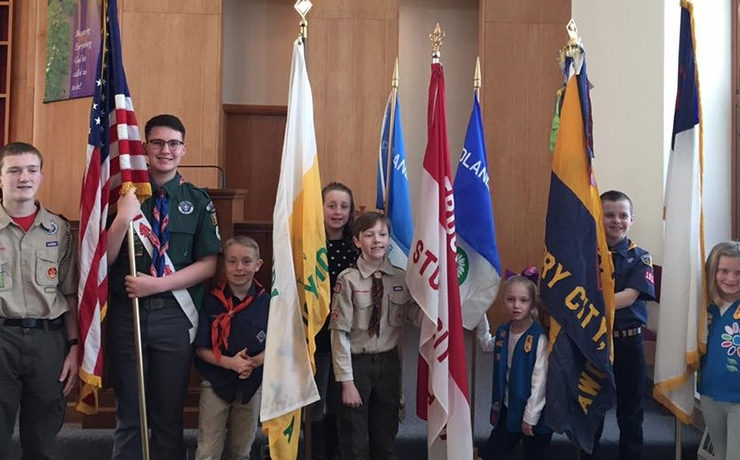 Scout Sunday – February 11th, 2018